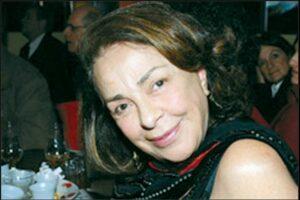 A atriz Geórgia Gomide