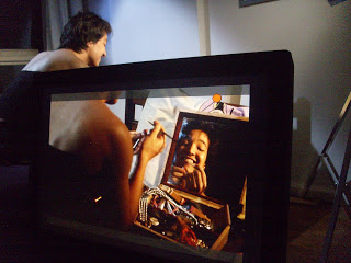 "Curta-metragem ""Ménage à Trois"", de Daniel Torrieri Baldi."